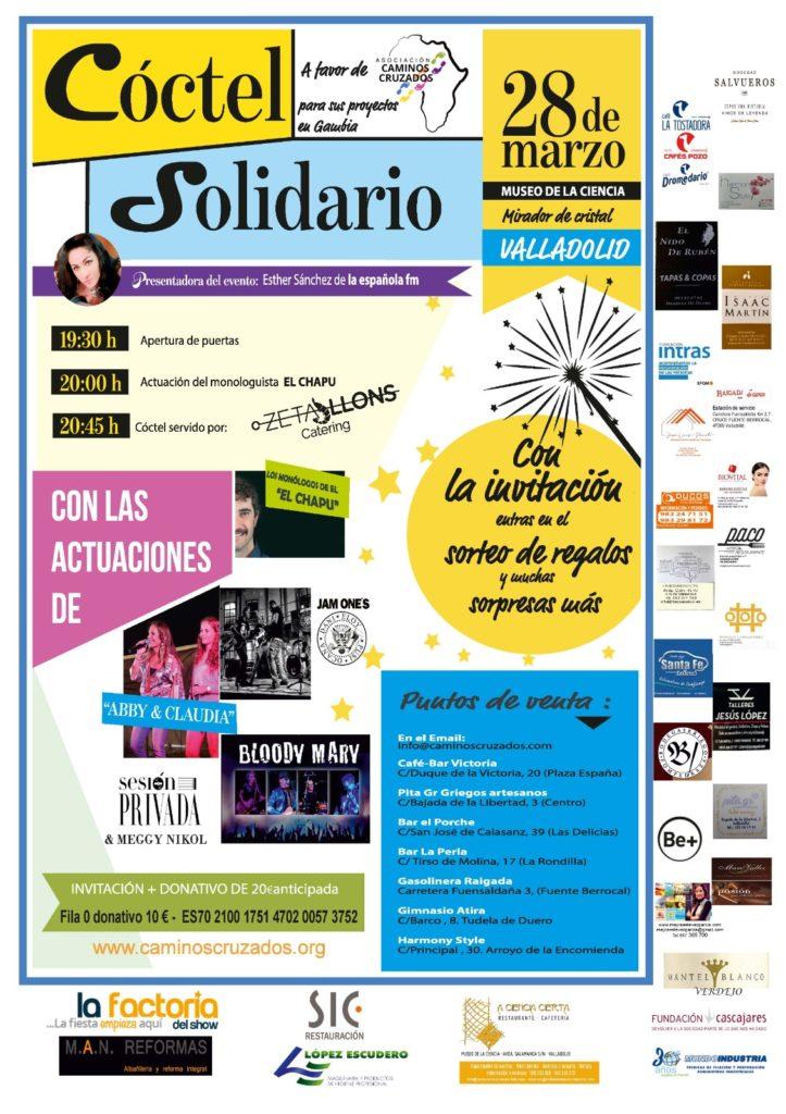 programa cóctel solidario